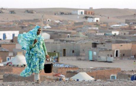 Hilfe Westsahara