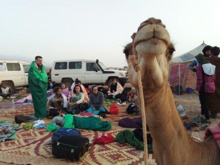 Clínica Benissa en el Sáhara