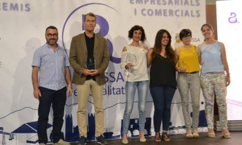 Clínica Benissa premiada en 'Benissa és Qualitat'