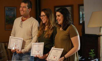 Max Meertens ganador del I Certamen de Relato Corto FUNDEM-Jardín de l'Albarda