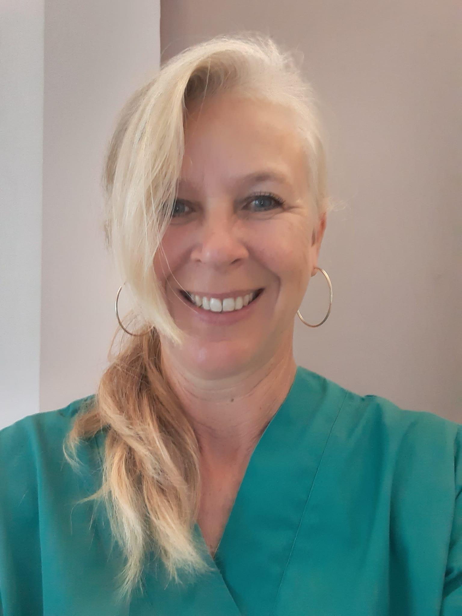 Marte Sofia Venema, physiotherapist